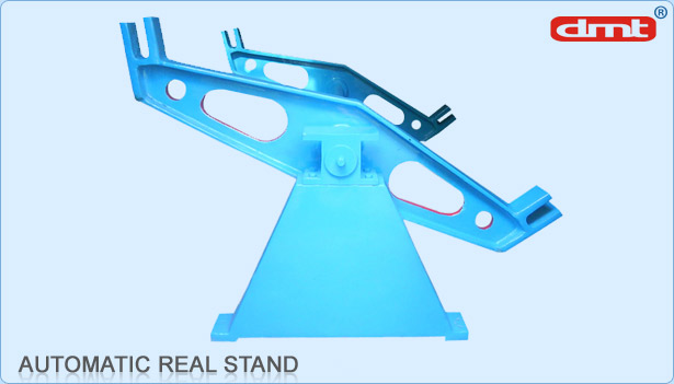 Automatic Real Stand Machine